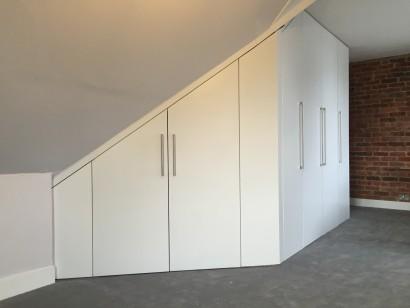 Internal renovation, Burgess Hill