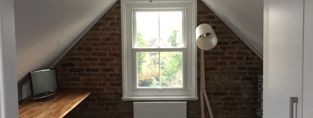Internal renovation, Burgess Hill