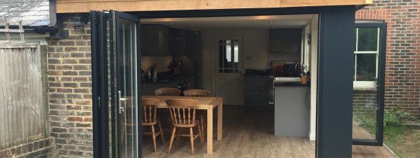 Kitchen extension, Lindfield